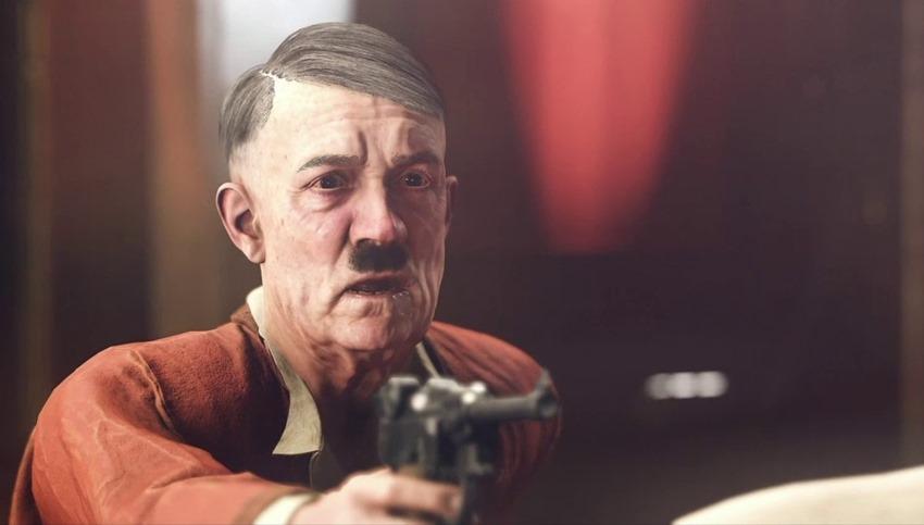 Wolfenstein Hitler