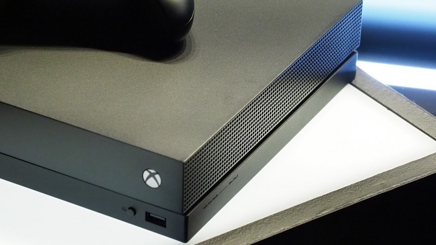 Xbox One X will support 1440p