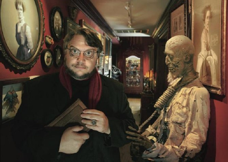 Guillermo Del Toro Talks Year-Long Break And His Canned Pinocchio Project