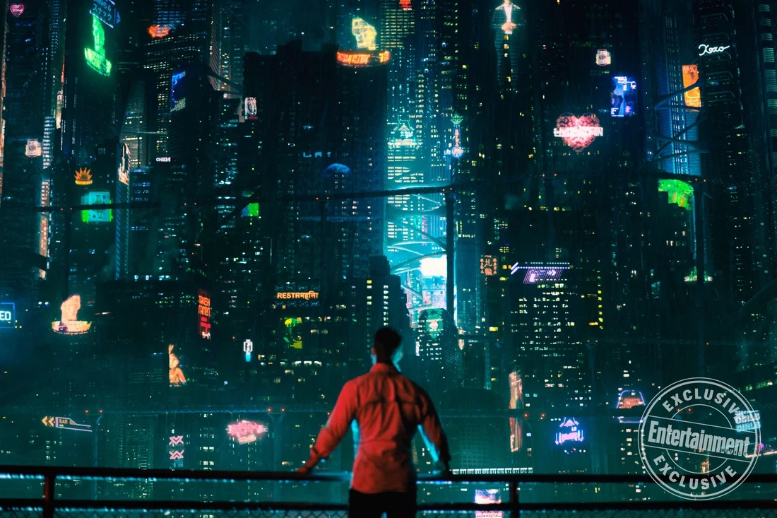 Your next Netflix obsession, Altered Carbon, gets its first teaser trailer