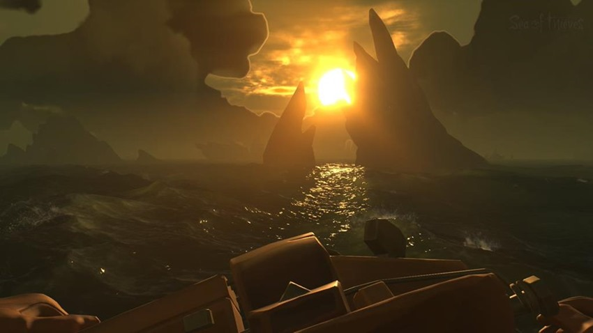 how to join a friend in sea of thieves