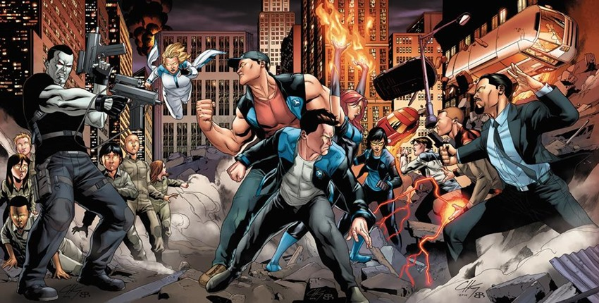 Valiant Comics (4)