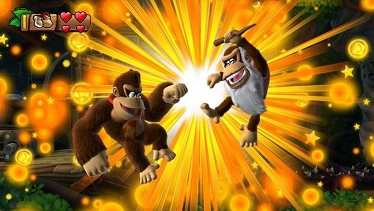 Donkey Kong Country: Tropical Freeze coming to the Switch