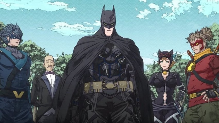 Anime Fans Get Ready for 'Batman Ninja' in May!