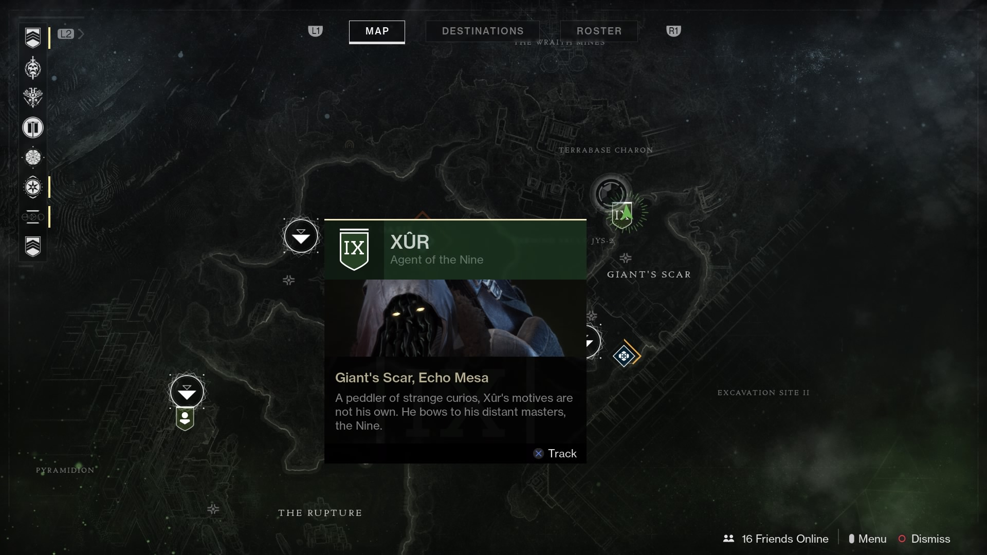 Destiny 2 Xur Item And Location Guide (Feb. 9-13)