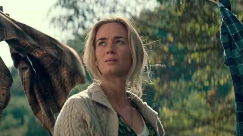 A Quiet Place nearly became a Cloverfield film
