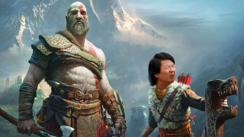 Watch Us Fight Draugr in Some God of War Gameplay Videos