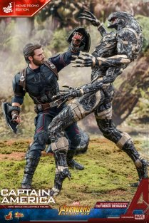 Hot Toys IW Captain America (11)