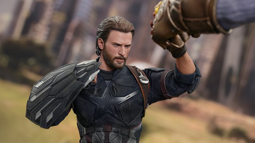 Hot Toys IW Captain America (8)