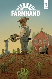 Farmhand 1 Cover treatment