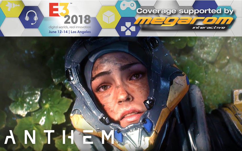 No Loot Boxes or 'Pay-for-Power' Advantages in 'Anthem'