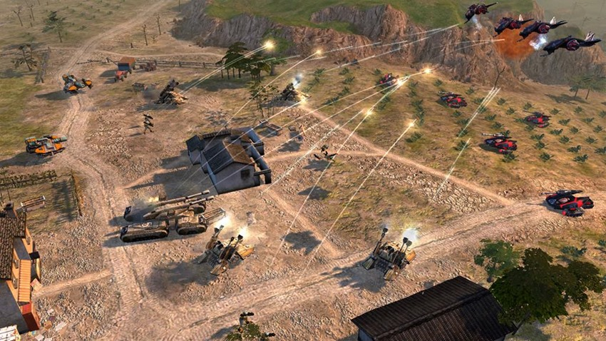 Command and Conquer (7)