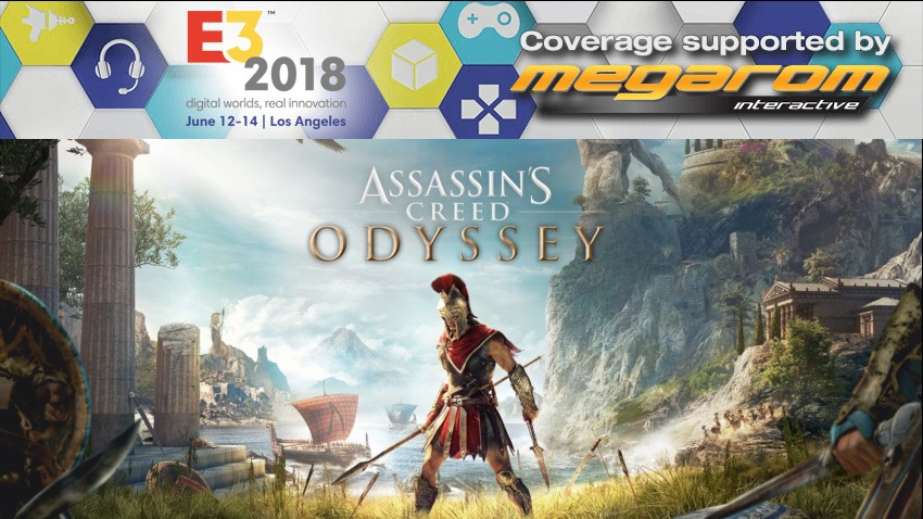 New Assassin's Creed: Odyssey screenshots leaked