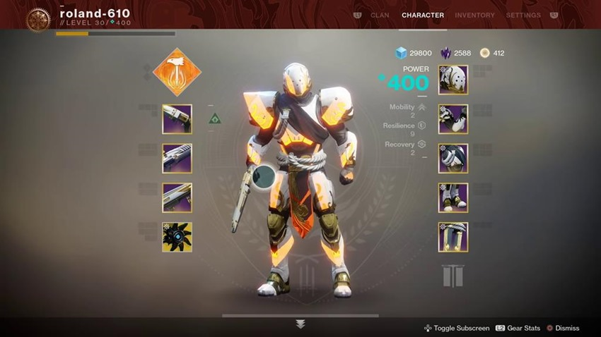 Destiny 2 Solstice of Heroes (15)