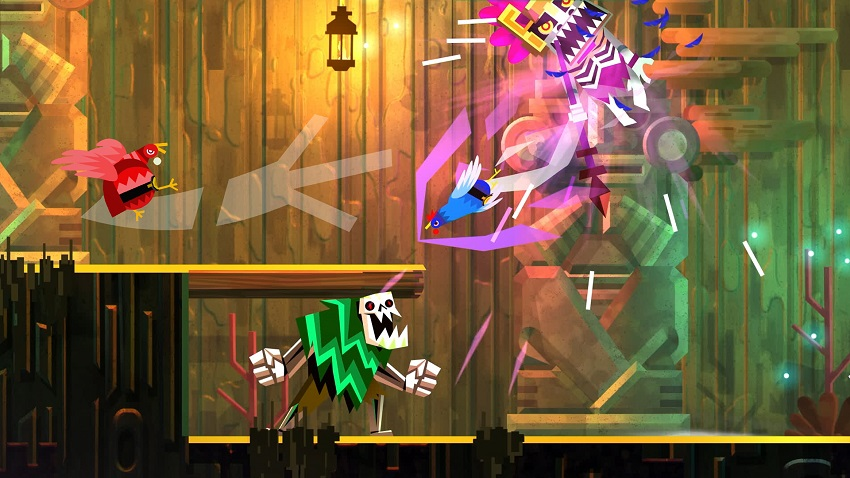Guacamelee 2 release date announced 2