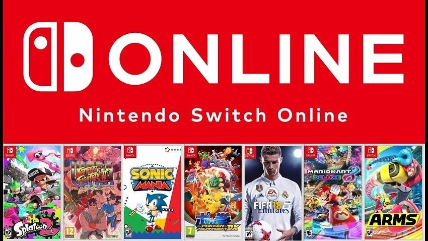 Nintendo Switch Online coming in latter half of September