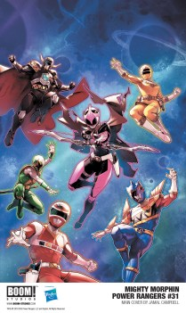 Power Rangers Beyond the grid (2)