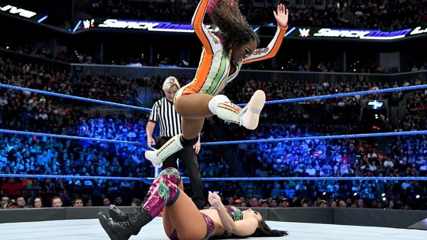 Smackdown LIVE August 21 (2)
