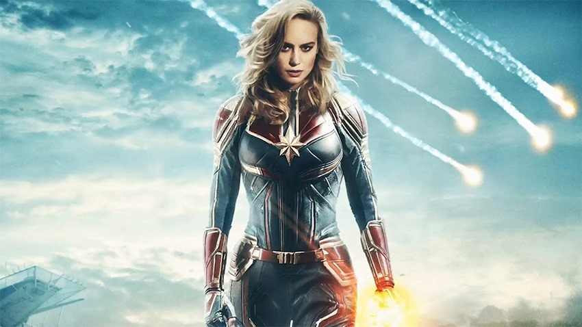 Twitter Is Going Wild Over 'Captain Marvel' Trailer As Expected #CaptainMarvel