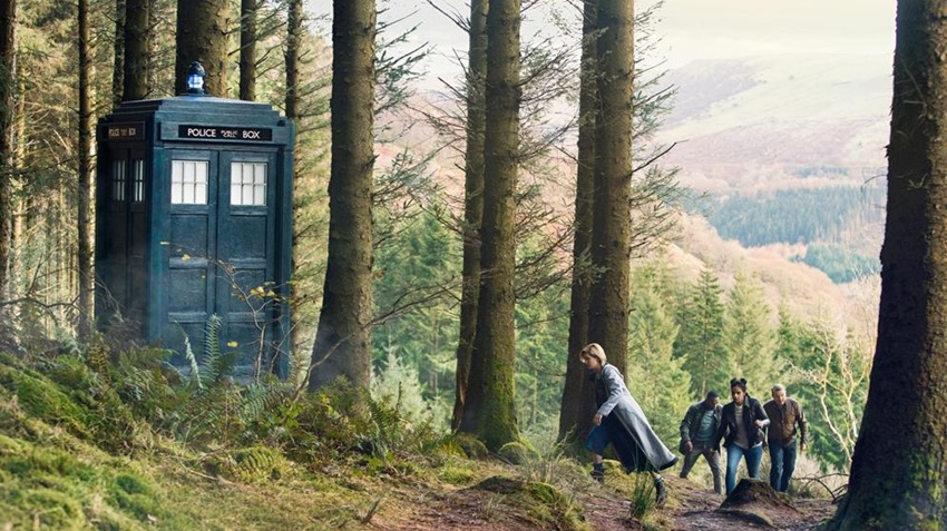 Doctor Who It Takes You Away (4)