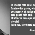 Galeano, le parole dei sogni
