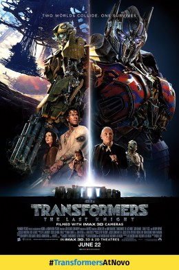 Transformers: The Last Knight ( 2017)