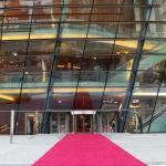 Entrance of Dubai Opera