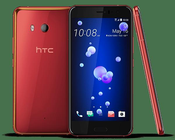 HTC U 11- RED
