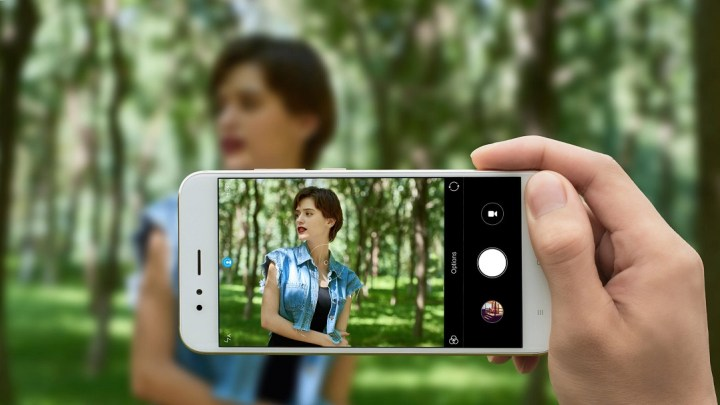 Bokeh feature- Mi A1 - Courtesy Xiaomi website