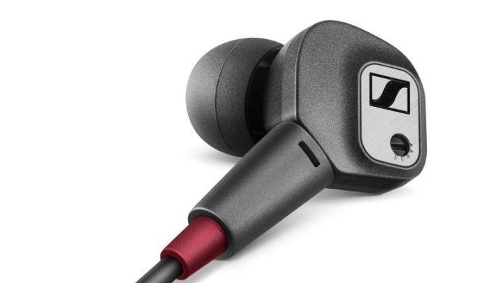IFA – Berlin News –  Sennheiser launches Hi -End IE 80 S Noise reducing Earphones