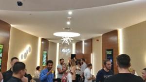Media-Novo-League-members in the 7Star lobby
