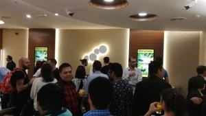 Media & Press-Novo-League-members in the 7Star Lobby