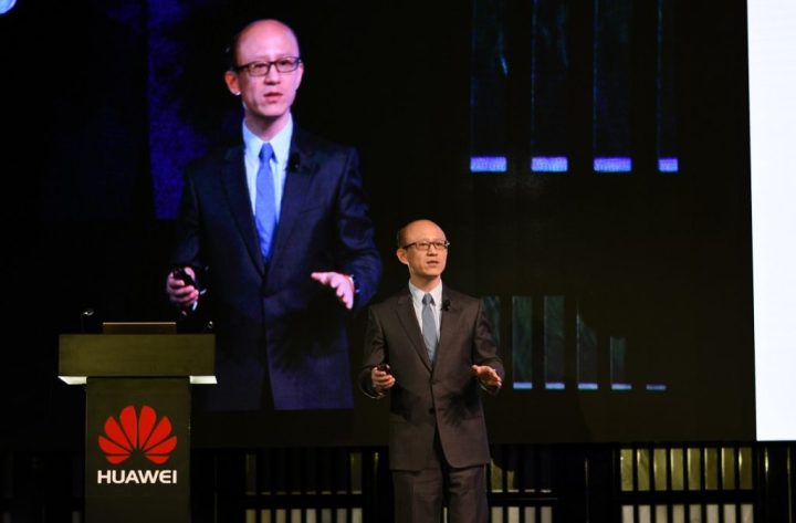 Mr. Gene Jiao, President of Huawei CBG, Middle East & Africa