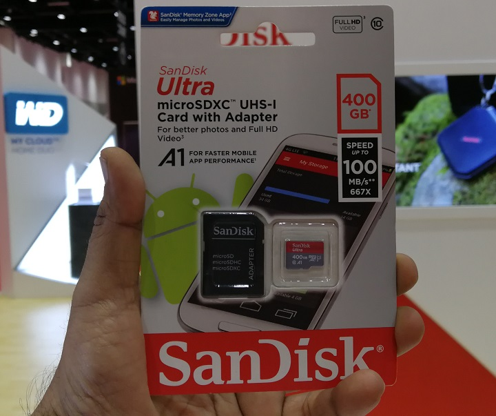 GITEX Shopper News: Western/SanDisk Digital has 3 new storage solution products for GITEX's consumers