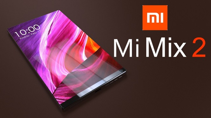 Xiaomi launches Mi MIX 2 with Qualcomm Snapdragon 835 with option 6GB & 8GB RAM