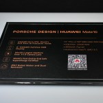 PORSCHE DESIGN HUAWEI Mate 10 - Details