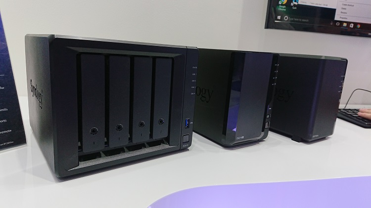 Synology showcased latest innovations in Networking, Application