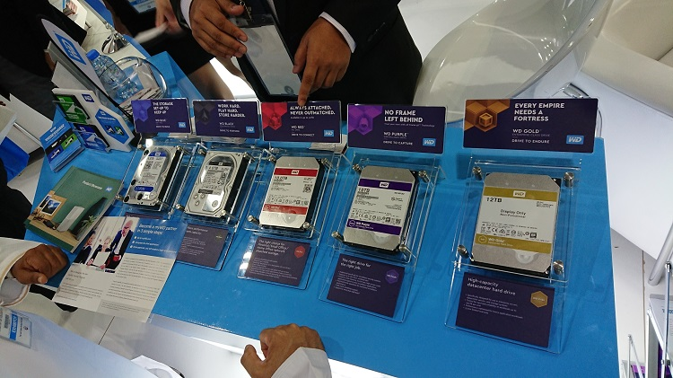 """Western Digital gives the """"power of choice"""" to connected consumers."""