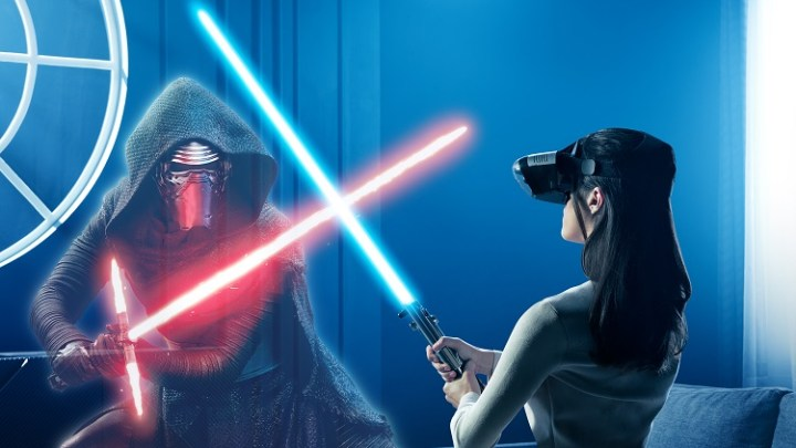 Lenovo and Disney, in partnership with Etisalat, are brings Star Wars: Jedi Challenges