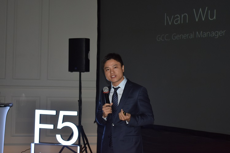 Ivan Wu, General Manager - OPPO Gulf