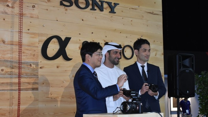 Sony MEA launched Sony α7R III, RX0 &  FE 24-105mm F4 G OSS Standard Zoom lens in Sharjah Xposure International Photography Festival
