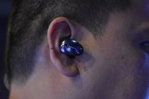 Sony's WF-1000X_(Black) Ear buds