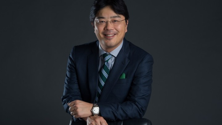 """Digital is growing at an exponential rate in the Middle East in comparison to anywhere else in the world "" says Taro Kimura, Managing Director, Sony Middle East & Africa"