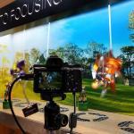 Fast focus of Sony Alpha cameras