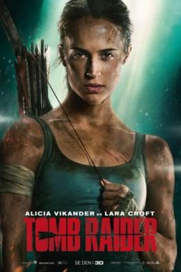 Tomb Raider 2018 - poster