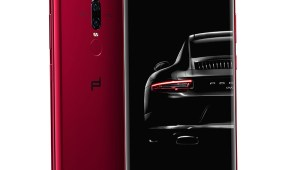 Porsche Design Huawei Mate RS Red colour