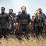 Avengers-Infinity-War-Chris-Evans-Chadwick-Boseman-in-Wakanda