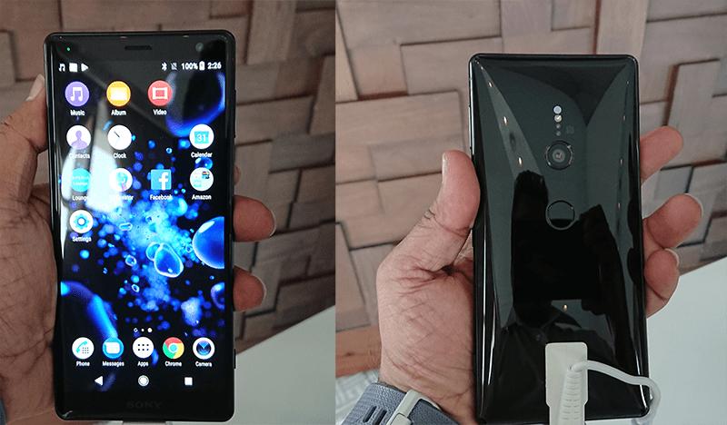 Sony-Xperia-XZ2-Smartphone