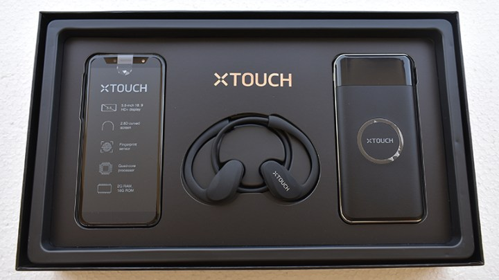 Review of XTouch X Black Gift Box (XTouch X Smartphone, Wireless Earphones & Wireless Charging Power Bank)