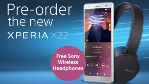 Sony XZ2-UAE Preorder-En